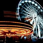 Whirling. by brilightning