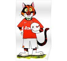 SkyeCatz: Manchester United F.C Cindy! Poster