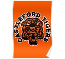 Castleford Tigers Poster