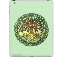 Celtic Tree of Life iPad Case/Skin