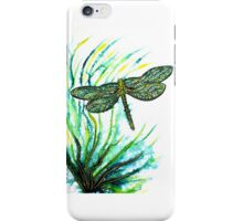 Echoes of Green iPhone Case/Skin