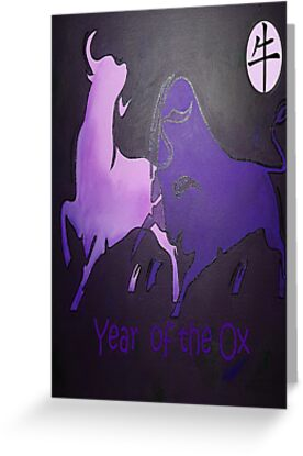 Year of The Ox  by taiche