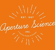 Aperture Science by asirensong