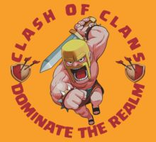 Clash Of Clans - Dominate The Realm by adolfani
