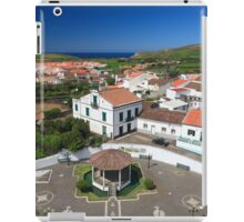 Azorean parish iPad Case/Skin
