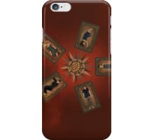 Art deco Dollhouse iPhone Case/Skin