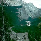 Rocky Mountain Drive by George Cousins