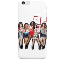 Fifth Harmony Reflection Tour Merch iPhone Case/Skin