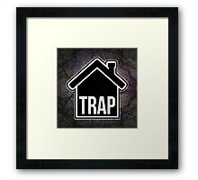 Trap House Framed Print