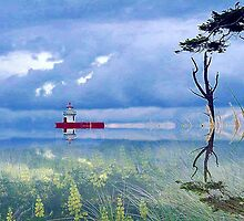 MIRAGE......   the Lighthouse by Koala
