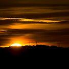 Glasgow Sunset by Scott Moore