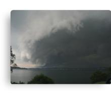 Storm Cloud Canvas Print