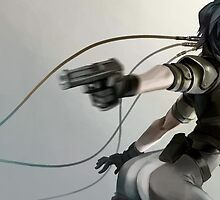 ghost in the shell by Varus-Art