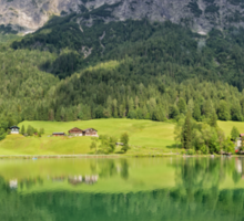 Hintersee, Berchtesgadener Land Sticker