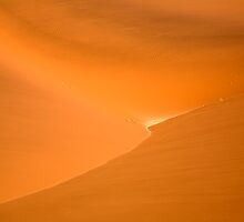 "Sand Sea ""Flowing"" by David Tovey"