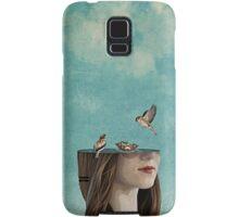 bathers Samsung Galaxy Case/Skin