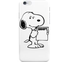 The Adventure Snoopy New iPhone Case/Skin