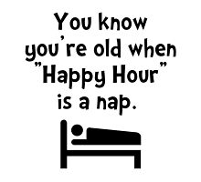 Happy Hour Nap by TheBestStore