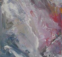 TOMORROW IS ANOTHER DAY(ACRYLIC)(2010) by Paul Romanowski