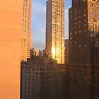 Morning Light Chicago by mcbuca02