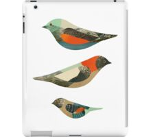 Three Birds iPad Case/Skin