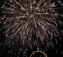 Ferris Wheel Fourth of July- Navy Peir, Chicago by mcbuca02