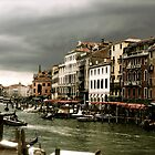 Venice Grand Canal by Colin Leal