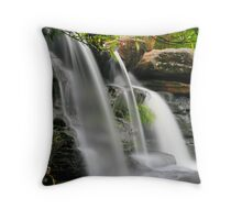 Liquid Glass Throw Pillow