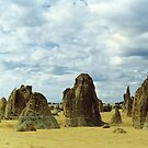 The Pinnacles by Terry Everson