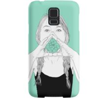 shout out loud Samsung Galaxy Case/Skin