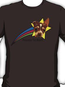 Pipsqueak The Mighty Rainbow Star T-Shirt