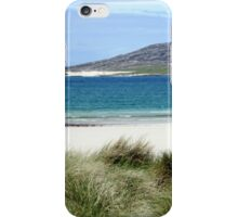 Immaculate Sands - Seilebost and Luskentyre Beaches iPhone Case/Skin