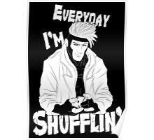 Master Shuffler Poster