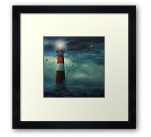 On a Night Like This Framed Print