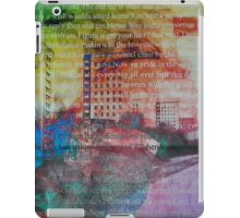 Dead And Gone iPad Case/Skin
