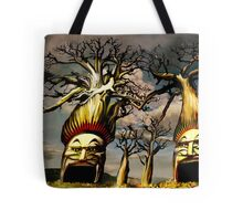 The Vegetarian Trees discover the secret of Soylent Green Tote Bag