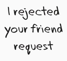 Friend request by Tim Everding