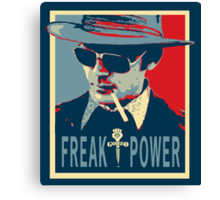 HST- Freak Power Canvas Print