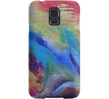 """Marea Solar"" original abstract artwork Samsung Galaxy Case/Skin"