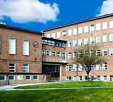 Malmö Borgarskola by Madilation