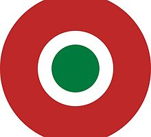 Roundel of Seychelles Air Force  by abbeyz71
