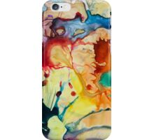 Organic Abstraction iPhone Case/Skin