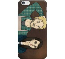 Andy & April iPhone Case/Skin