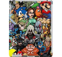 Video Game History iPad Case/Skin