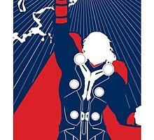 Thor by Synchronicity Media
