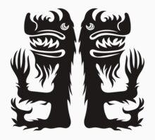 Double Beast by Nicholas Sugiyama
