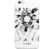 Flying Lotus - Theme iPhone Case/Skin