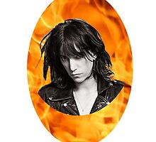 Patti Is She On Fire by jessbell