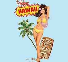 Fabulous Hawaii ! by Everett Day