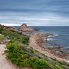 Sugarloaf Rock by DistantLight